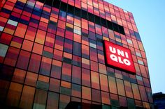 Uniqlo aka where pretty much most of my wardrobe use to come from. It's like Gap in the US but its based in JPN.