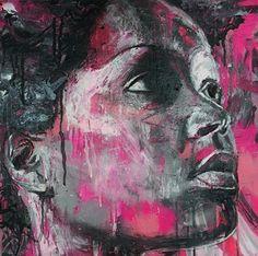 David Walker - artist. Street art