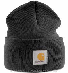 Dettagli Su Carhartt A18 Watch Hat Beanie Pudel Mütze Bequeme Warme Strickmütze…