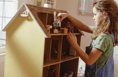 How to Brick a Fireplace for Dollhouses