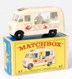 Lot 2387 - Matchbox, 1-75 series No.47B, Lord Nielson