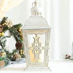 Rustic lanterns are a great for all seasons and holidays. View our large selection of rustic lanterns and get inspired to create new seasonal and holiday tables capes today!!! Rustic Lanterns, Metal Lanterns, Lanterns Decor, Hanging Lanterns, Candle Lanterns, Candle Holders Wedding, Metal Candle Holders, Nautical Candles, Contemporary Candles