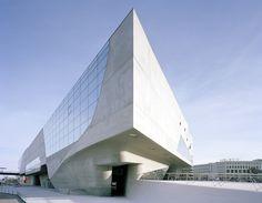 Phaeno Science Center Wolfsburg Germany #1