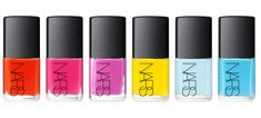Thanks Nitrolicious, these colors by Nars are great...