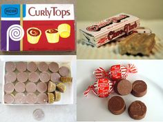 Curly tops, Flat tops and Chocnut. Sweets from the homeland, always accompanied by memories!