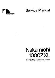 nakamichi lx 3 original service manual nakamichi service manuals rh pinterest com