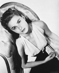 Ingrid Bergman (1915 – 1982) | Starred in Casablanca, Notorious, Dr. Jekyll and Mr. Hyde, Anastasia, & Gaslight