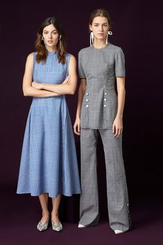 Lela Rose Pre-Fall 2018 Fashion Show Collection: See the complete Lela Rose Pre-Fall 2018 collection. Look 12