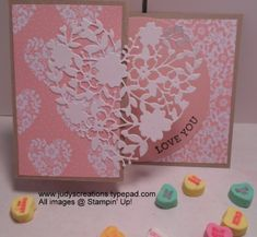SUO Bloomin' Heart Thinlit by jasscraps - Cards and Paper Crafts at Splitcoaststampers