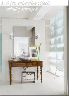 1000 images about lavabos ba o on pinterest bathroom - Muebles antiguos reciclados ...