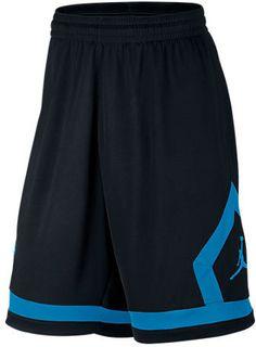 Jordan Men's Air Flight Diamond Basketball Shorts
