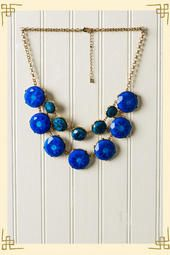 Kaleidoscope Necklace at Francesca's Collections at Mall of Georgia and The Forum at Peachtree Parkway in Gwinnett