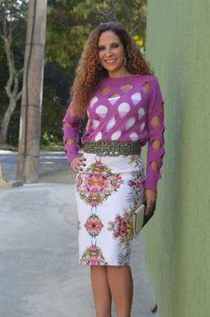 Produção de moda www.ginamoda.com.br