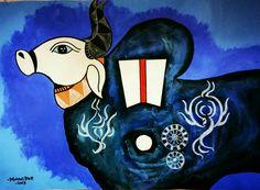 Indian Art Paintings, Contemporary Paintings, Lord Balaji, Lord Shiva Painting, Tanjore Painting, Abstract City, Indian Folk Art, Realistic Paintings, Lord Vishnu