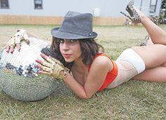 Early GaGa: Celebrities: August 2007   W magazine