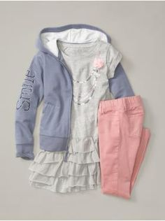 Gap kids modern dance collection - my daughter would say YES to the entire collection.