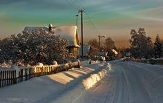 I Love Winter, Winter Light, Wonderful Places, Beautiful Places, Beautiful Pictures, Snowy Pictures, Winter Magic, Winter Scenery, Winter Photos