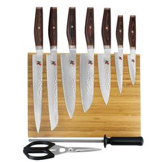 Miyabi Artisan 10 Piece Knife Block Set