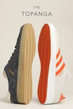 quality design 7274f 4c939 adidas Originals Topanga Adidas Og, Adidas Shoes, Shoes Sneakers, Shoes  Sandals, Flat