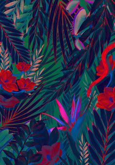 Psycho-tropic on Behance