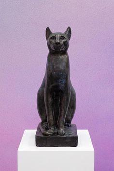 Egyptian Cat / / 2011    Alex Israel
