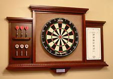 Custom Dartboard Cabinet Snyper Model Mk 53