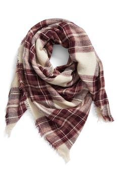 Free shipping and returns on BP. Plaid Square Scarf at Nordstrom.com. With its classic plaid pattern, fringe trim and soft, lightweight weave, this square scarf has it all, just in time for fall.