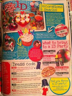 1d party - Google Search know what im doin for my birthday