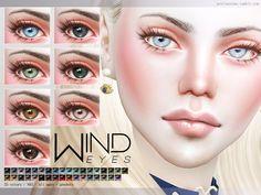 Pralinesims' Wind Eyes N83
