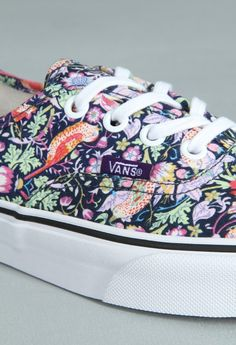 Baskets Vans - Vans - Boutique Vans - just like William Morris