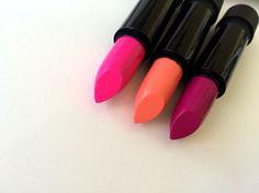 Shop Melt Cosmetics pigmented & bold makeup for lips & eyes. Neon Lipstick, Summer Lipstick, Lipstick Shades, Melt Cosmetics, Eyeshadow, Makeup, Closer, Beauty, Maquillaje