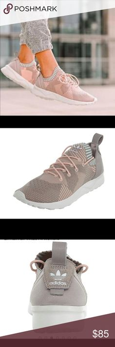 super popular ce30f 23f02 Adidas ZX FLUX AdV VIRTUE PK women s sneakers Description Adidas Zx Flux Adv  Virtue Pk Womens