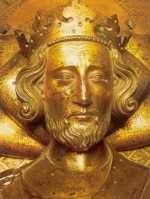 King Henry III (1216-1272). 20th great-grandfather of Queen Elizabeth II. House of Plantagenet. 6 sons, 3 daughters. Reigned for 56 yrs, 29 days and was succeeded by his son, Edward.