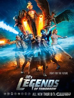 La-La Land Records has announced the details of the first soundtrack album for the CW drama Legends of Tomorrow. The album features selections of the original Rip Hunter, Dominic Purcell, Brandon Routh, Arthur Darvill, Legends Of Tomorrow Cast, Legends Of Tommorow, Karl Urban, Joe Manganiello, Luke Evans
