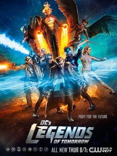 DC's Legends of Tomorrow une série TV de Andrew Kreisberg, Greg Berlanti avec Victor Garber, Brandon Routh. Retrouvez toutes les news, les vidéos, les photos ainsi que tous les détails sur les saisons et les épisodes de la série DC's Legends of Tomorrow