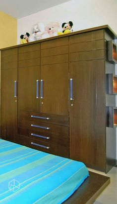 Wardrobe Model · Tv Wall UnitsWardrobe DesignBed ...