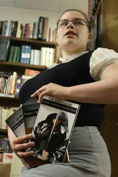 The Generalist - Librarian shoot