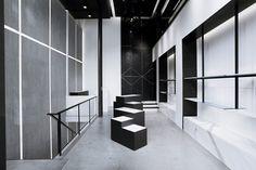 57cf57765cd5 See the Alexander Wang Tokyo Flagship in Aoyama - Photos • Selectism  Concrete Column