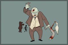 i love the bird haha (: