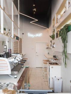 Atomic have been long standing clients of Izzard, you always know you are doing a good job when client keep coming back. So we are happy to work on tiny spaces for them. Tiny Spaces, Long Shorts, Cafe Design, Good Job, Hospitality, Projects, Ice Cream, Community, Interiors