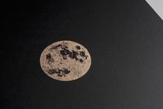 The light of the moon was chosen as a metaphor for Antalis paper printing effects project to promote their black, grey and sliver paper. The project is presented in a set of two volumes within a specially designed moon-textured case. The whole set is desi…