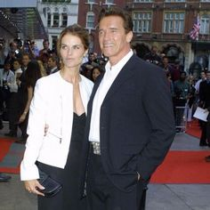 Arnold Schwarzenegger and Maria Shriver's Divorce - Final in 2014