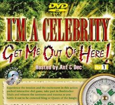 Iacgmooh 2014 Food and Party Game Guide UK. Get Bush Tucker Trial Food Ideas and run a Bush Tucker Trial Game. Find out the contestants too! Ant & Dec, Challenge Games, Game Guide, Day Plan, Novelty Gifts, Trials, Party Games, Celebrity, How To Plan