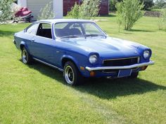 Chevy Vega Car | 1975 Chevrolet Vega picture, exterior