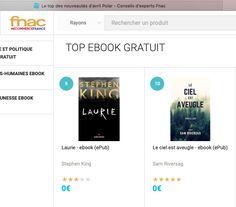 Conseils d'expert FNAC, classement des meilleurs thrillers LE CIEL EST AVEUGLE de SAM RIVERSAG.