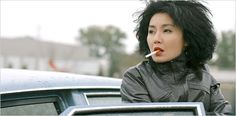 Maggie Cheung as Emily Wang in Clean