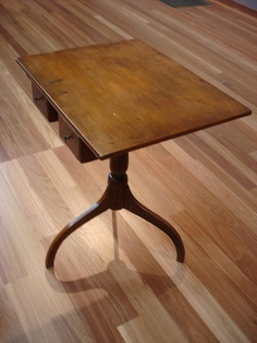 Shaker table (De Young Museum) by jimforest, via Flickr