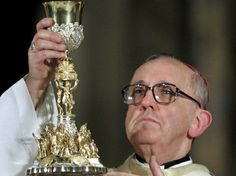 Pope Francis has started his new life as leader of the Roman Catholic Church by praying at one of Rome's oldest basilicas. Read more about Pope Francis at: http://www.hypebuzz.com/religion/pope-francis.php