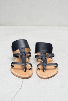 K Jacques Marine Caravelle Sandals