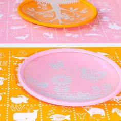 Brinware kids plates and placemats Kids Plates, Siri, Food Grade, Feel Good, Tableware, Fun, Dinnerware, Dishes, Lol